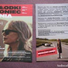 Cine: SLODKI KONIEC DNIA. Lote 160674866