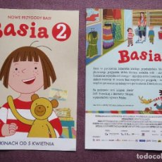 Cine: BASIA 2. Lote 160675874