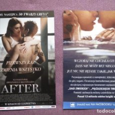 Cine: AFTER. Lote 160675986