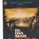 Cine: EL DÍA MÁS LARGO - SIN PUBLICIDAD. Lote 160727194