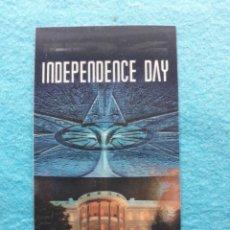 Cine: HOLOGRAMA PUBLICITARIO DE LA PELÍCULA INDEPENDENCE DAY. WILL SMITH. . Lote 160844986