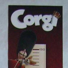 Cine: CORGI. 17 X 100 CMS. PROGRAMA BELGA.. Lote 162116322