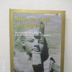 Cine: NILO, UN VIAJE POR EGIPTO RECORRA MAS DE 6000 KM A LO LARGO DE 5000 AÑOS DE HISTORIA. Lote 162316422
