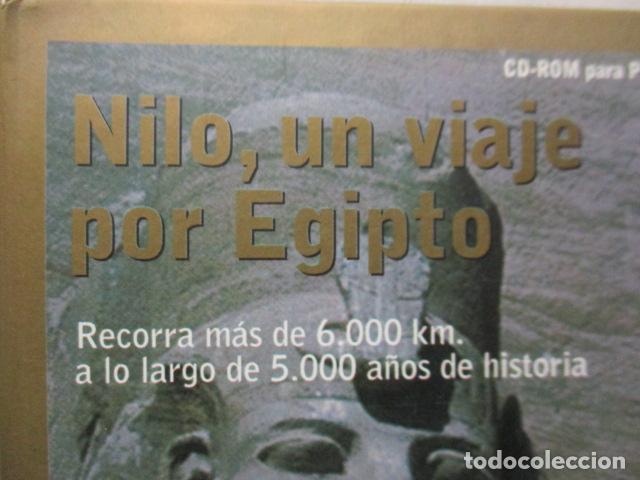 Cine: NILO, UN VIAJE POR EGIPTO RECORRA MAS DE 6000 KM A LO LARGO DE 5000 AÑOS DE HISTORIA - Foto 2 - 162316422