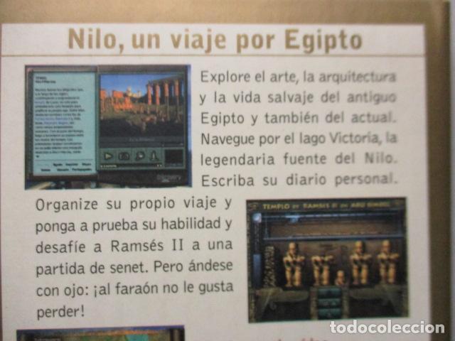 Cine: NILO, UN VIAJE POR EGIPTO RECORRA MAS DE 6000 KM A LO LARGO DE 5000 AÑOS DE HISTORIA - Foto 8 - 162316422