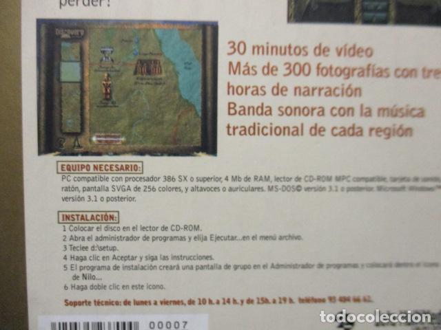 Cine: NILO, UN VIAJE POR EGIPTO RECORRA MAS DE 6000 KM A LO LARGO DE 5000 AÑOS DE HISTORIA - Foto 9 - 162316422