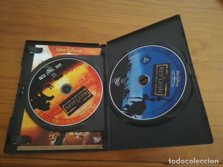 Cine: DVD el rey león ed,. Especial 2 discos - Foto 2 - 197297296