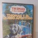 Cine: DVD THOMAS Y EL QUESO APESTOSO - THOMAS Y SUS AMIGOS PRECINTADO NUEVO A ESTRENAR. Lote 163421774