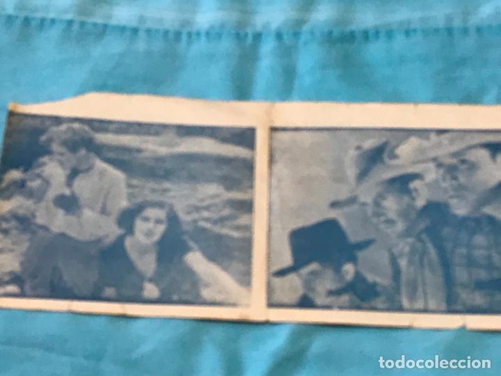 Cine: Programa de cine doble. Mano a mano. Años 30 - Foto 2 - 163481586