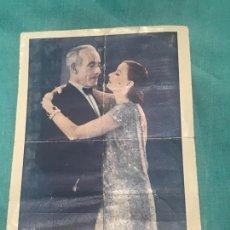 Cine: ORQUÍDEAS SALVAJES, GRETA GARBO, LEWIS STONE, PROGRAMA METRO 1929. Lote 164601370