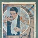 Cine: UN CABALLERO DE FRAC (1931). PROGRAMA DOBLE DE MANO.. Lote 164942138