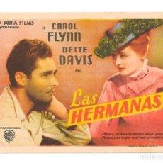 Cine: LAS HERMANAS CP. Lote 164944102