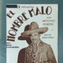 Cine: EL HOMBRE MALO - PROGRAMA DE CINE DOBLE DE MANO.. Lote 165117102