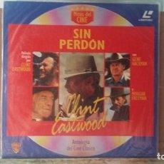 Cine: º SIN PERDÓN AÑO 1992 - CLINT EASTWOOD /GENE HACKMAN (PRECINTADA) LEER DESCRIPCIÓN. Lote 165371862