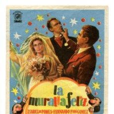 Cine: LA MURALLA FELIZ, CON FERNANDO FERNÁN GÓMEZ. C/I.. Lote 165578602