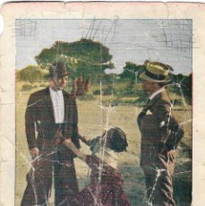 Cine: PROGRAMA DE CINE - ROSARIO LA CORTIJERA - ESTRELLITA CASTRO, NIÑO DE UTRERA - CINE IDEAL - 1935.. Lote 165653490