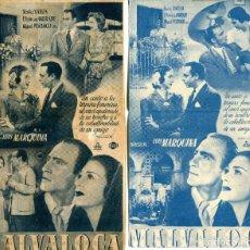 Cine: MALVALOCA, CON APARITO RIVELLES.. Lote 165740086