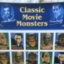 Cine: CLASSIC MOVIE MONSTERS (TÍTULO EN INGLÉS) (REPRODUCCIÓN). Lote 165768142
