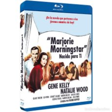 Cine: MARJORIE MORNINGSTE NACIDA PARA TI BLU-RAY BD-R GENE KELLY / NATALIE WOOD DIRECTOR: IRVING RAPPER. Lote 167122872