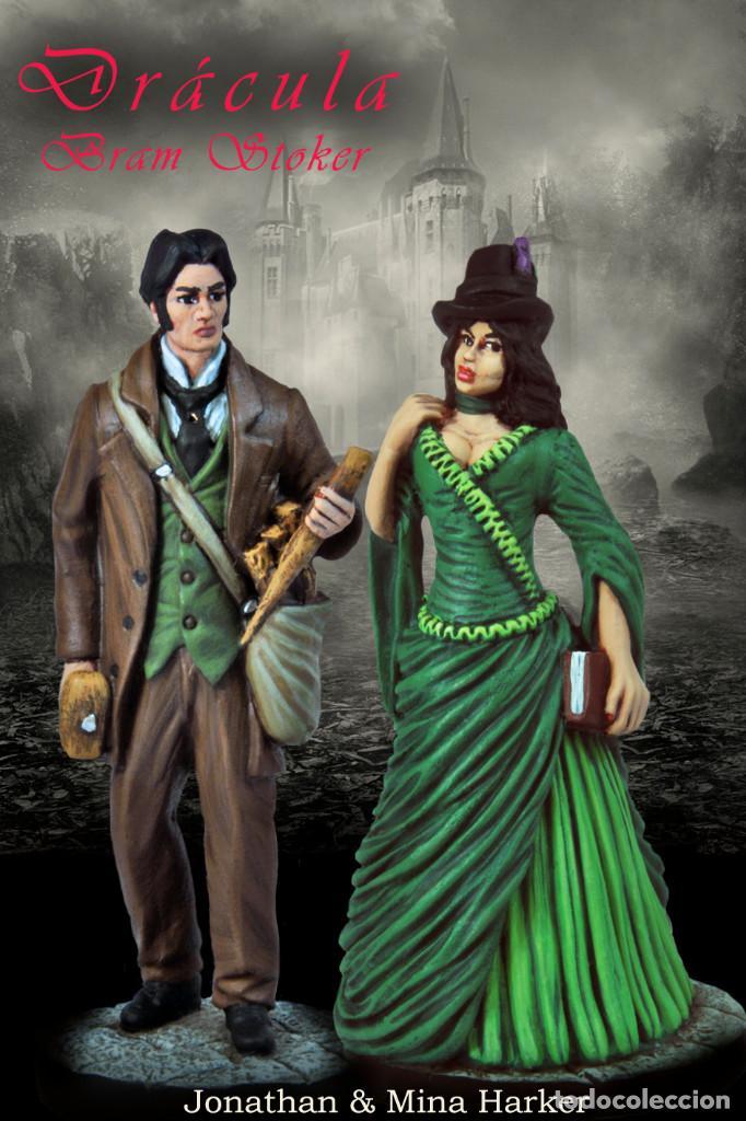 Cine: Dracula vitrina castillo con figuras - Foto 8 - 167210320