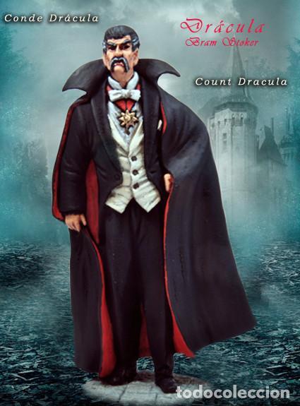 Cine: Dracula vitrina castillo con figuras - Foto 9 - 167210320