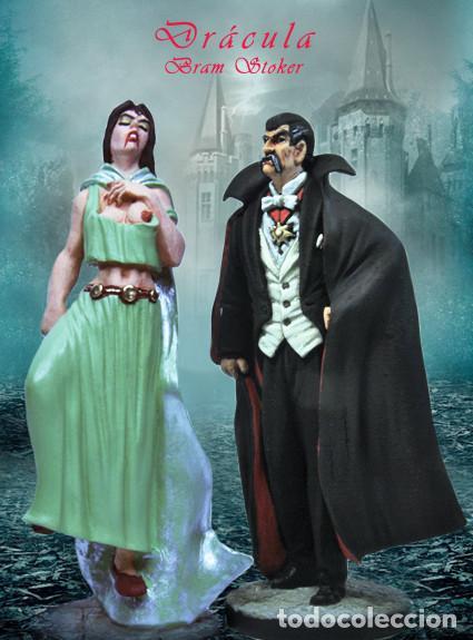 Cine: Dracula vitrina castillo con figuras - Foto 10 - 167210320