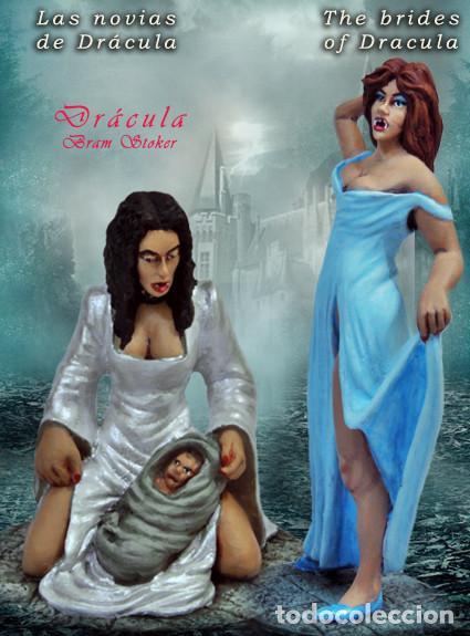 Cine: Dracula vitrina castillo con figuras - Foto 14 - 167210320