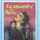 Cine: LA ENCONTRÉ EN PARIS. Lote 167731860