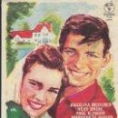 Cine: PROGRAMA DE CINE - BODA EN IMMENHOF - ANGELIKA MEISSNER, HEIDI BRÜHL - CINE ROYAL (MÁLAGA) - 1960.. Lote 168012572