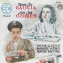 Cine: PROGRAMA DE CINE - BUENAS NOTICIAS - MARIA LUZ GALICIA, JOSÉ LUIS OZORES - CINE LICEO (SALAMANCA) . Lote 168018916