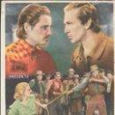 Cine: PROGRAMA DE CINE - BUFFALO BILL - GARY COOPER, JEAN ARTHUR - CINE MODERNO - 1936.. Lote 168021348