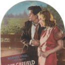 Cine: PROGRAMA DE CINE TROQUELADO - DEFIENDO MI VIDA - JOHN GARFIELD - WB - CINE ALBÉNIZ (MÁLAGA) - 1939.. Lote 168029908