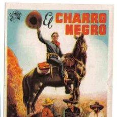 Kino - EL CHARRO NEGRO , SENCILLO , ORIGINAL , SIN CINE , PMD 99 - 168211616