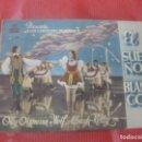 Cine: PROGRAMA DE CINE. EL SUEÑO BLANCO. CIFESA.. Lote 168266988