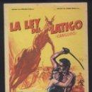 Cine: P-7998- LA LEY DEL LATIGO (CANGURO) (KANGAROO) (SOLIGÓ) MAUREEN O'HARA - PETER LAWFORD. Lote 168358136