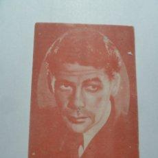 Flyers Publicitaires de films Anciens: SOY UN FUGITIVO PAUL MUNI FOLLETO DE MANO ORIGINAL ESTRENO CON CINE IMPRESO . Lote 168446268