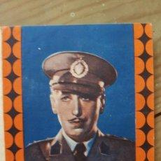 Cine: ANTIGUO PROGRAMA CINE EMISORA SECRETA WILLY BIRGEL MURCIA 1940. Lote 168614916