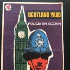 Cine: PROGRAMA SCOTLAND YARD POLICÍA EN ACCIÓN.CON PUBLICIDAD. Lote 168839054