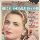 Cine: PROGRAMA DE CINE - CASABLANCA - HUMPHREY BOGART, INGRID BERGMAN - WB - CINE ECHEGARAY (MÁLAGA) 1942. Lote 169066540