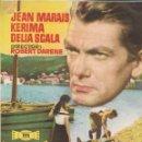 Cine: PROGRAMA DE CINE - CITA EN EL SOL- JEAN MARAIS, KERIMA - GRAN ALBÉNIZ (MÁLAGA) - 1956.. Lote 169074648