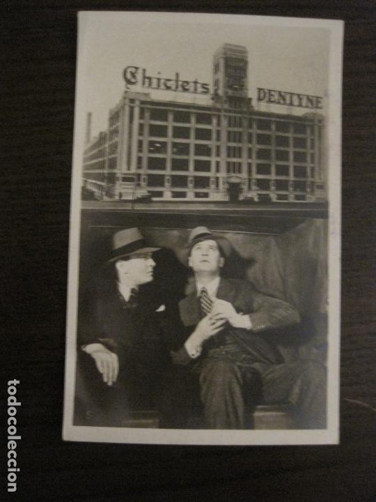 Cine: EL GRAN CHARCO-FABRICA CHICLETS ADAMS-PROGRAMA DE CINE-MAURICE CHEVALIER-VER FOTOS-(C-4302) - Foto 2 - 169334356