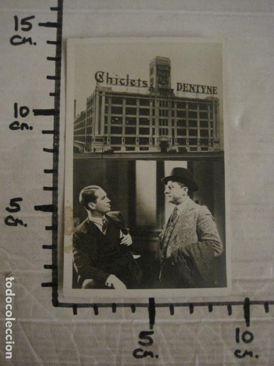 Cine: EL GRAN CHARCO-FABRICA CHICLETS ADAMS-PROGRAMA DE CINE-MAURICE CHEVALIER-VER FOTOS-(C-4304) - Foto 4 - 169334452