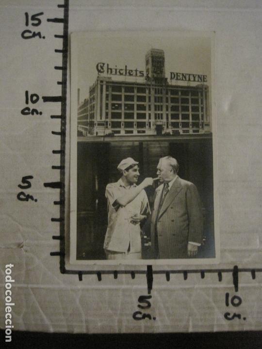 Cine: EL GRAN CHARCO-FABRICA CHICLETS ADAMS-PROGRAMA DE CINE-MAURICE CHEVALIER-VER FOTOS-(C-4305) - Foto 4 - 169334496