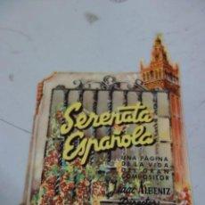 Cine: PROSPECTO DE CINE DE LOS AÑOS 40. Lote 170140832