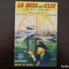 Cine: LA RUTA DEL ESTE. Lote 170317992