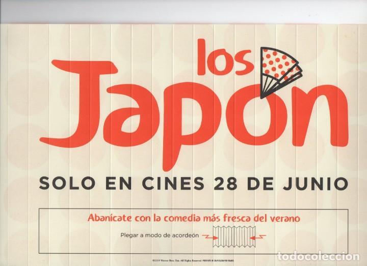 LOS JAPON (Cine - Folletos de Mano - Comedia)