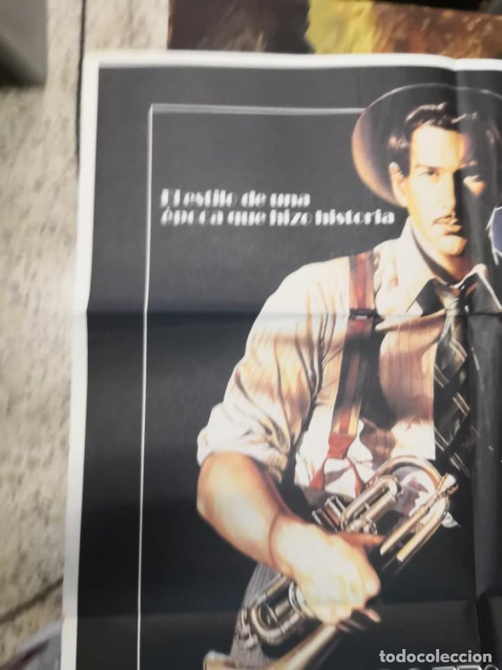 Cine: 2 poster cartel de cine orifinales. COTTON CLUB Y COTO DE CAZA - Foto 5 - 170911460