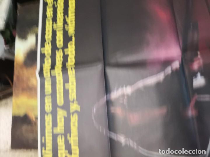 Cine: 2 poster cartel de cine orifinales. COTTON CLUB Y COTO DE CAZA - Foto 8 - 170911460