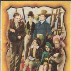 Cine: PROGRAMA DE CINE - LA FAMILIA ROBINSON - FREDDIE BARTHOLOMEW - RKO RADIO FILMS - CINE GOYA (MÁLAGA). Lote 171141025