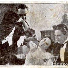 Cine: PAPRIKA (GRANITO DE SAL). AÑO 1933. PROGRAMA SENCILLO EN CARTULINA. ORIGINAL DE ÉPOCA. REVERSO....... Lote 171515369